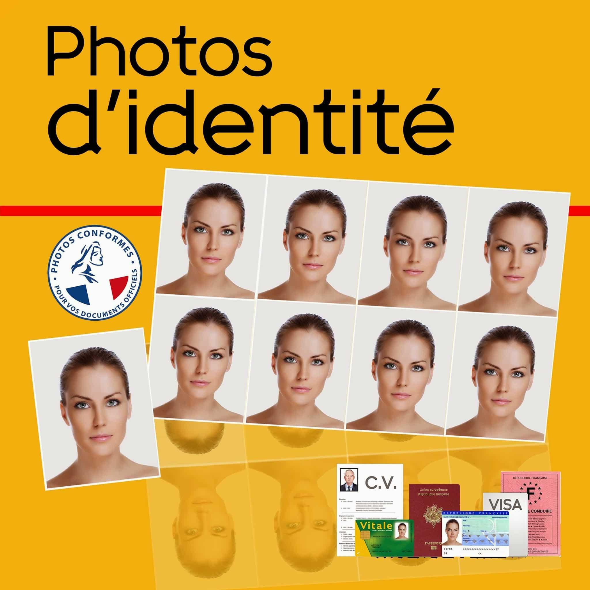 Photos d'identité à Périgueux